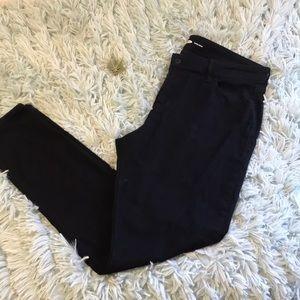 Old navy black skinny pants